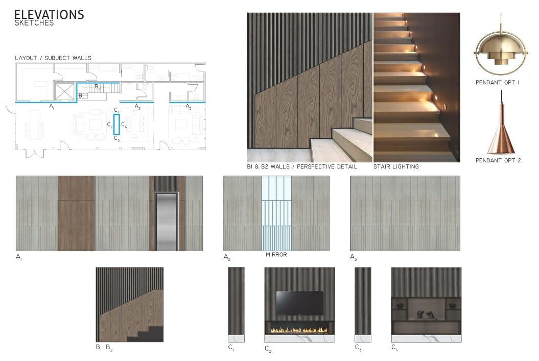 decorilla vs modsy custom floor plan