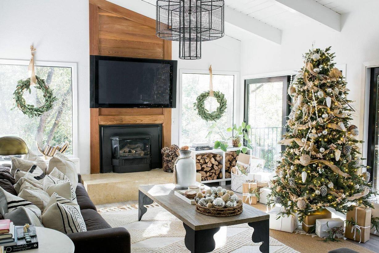 christmas decor ideas wreaths
