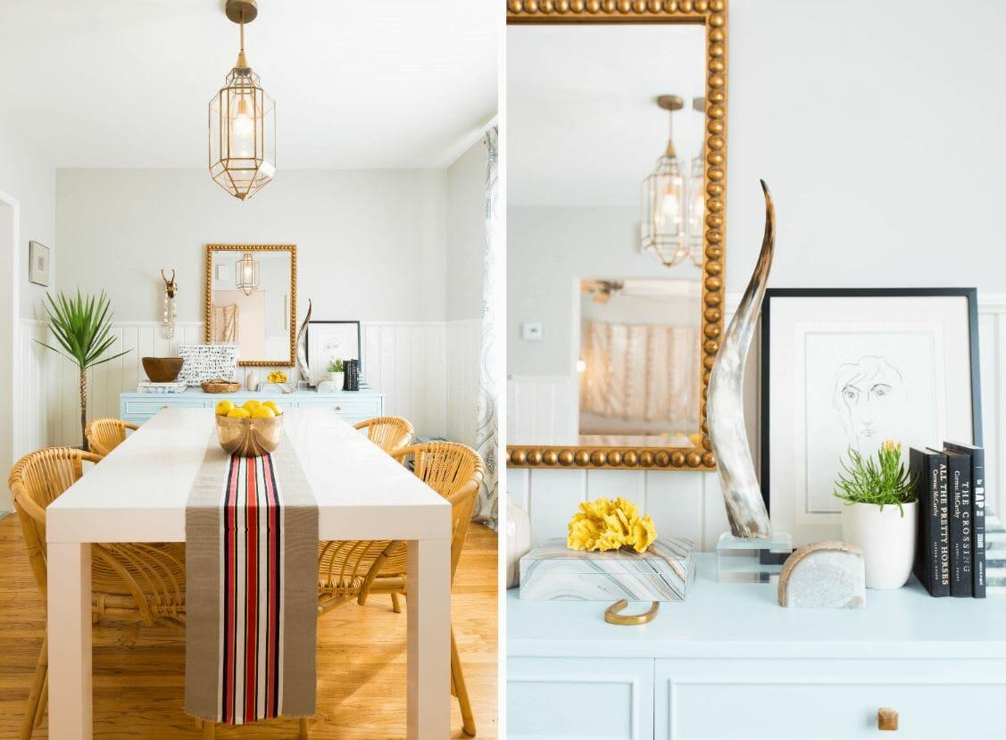 boho interior design home