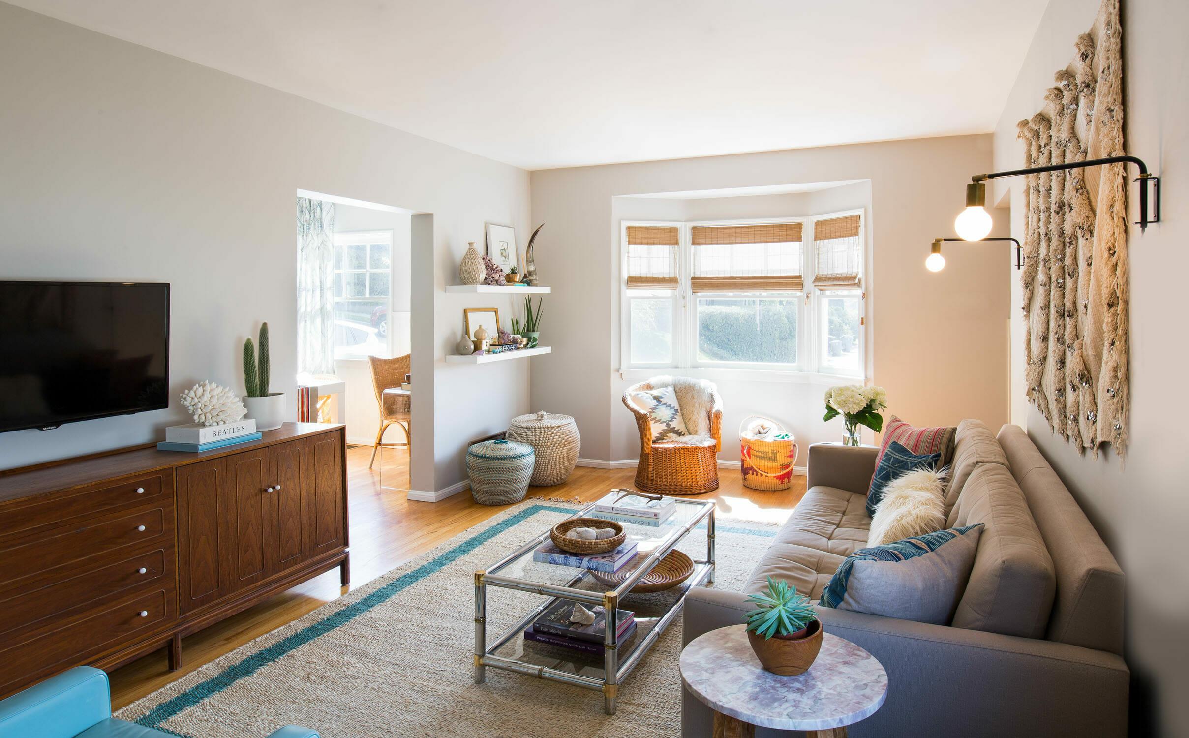 modern bohemian interior design decorilla designer gwendolyn