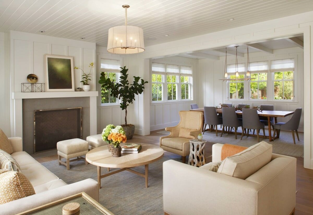 How to work with an interior designer online