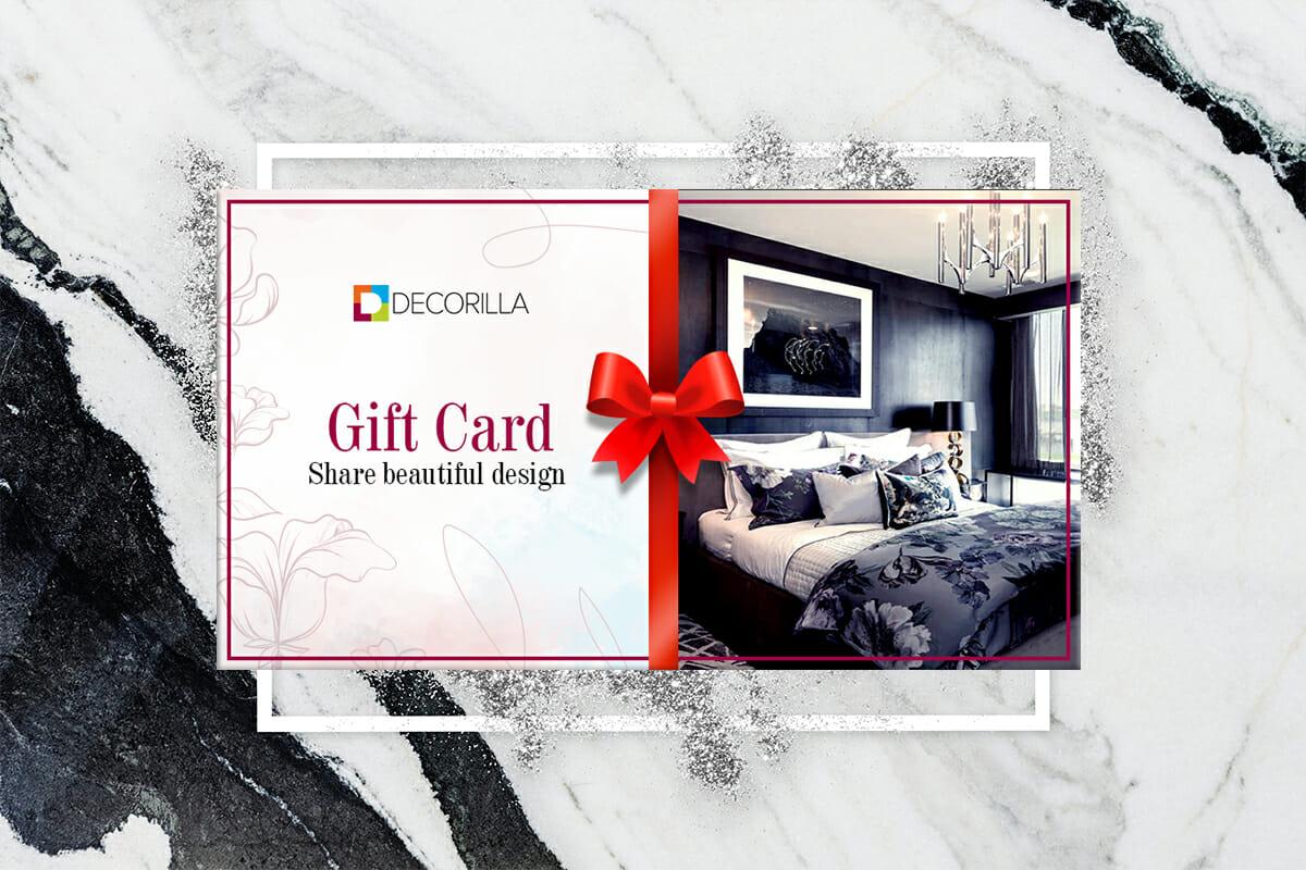 Decorilla interior design gift certificate