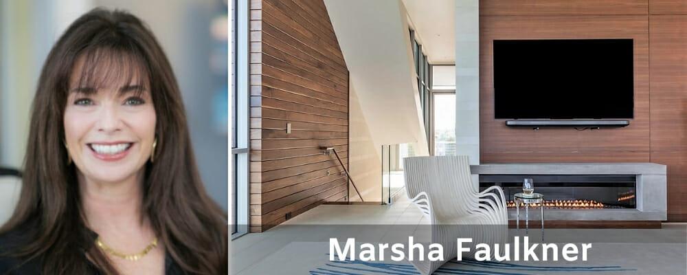 Top Jacksonville interior designers, Marsha Faulkner