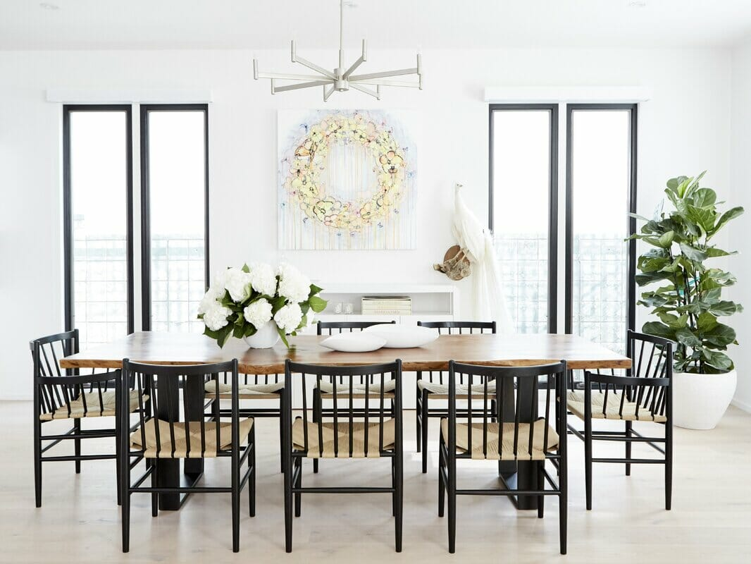 All Modern Cyber Monday furniture sale for Scandinavian dining rooms