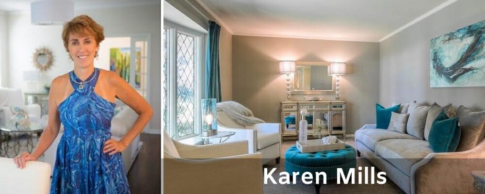 Best Kansas City interior designers Karen Mills