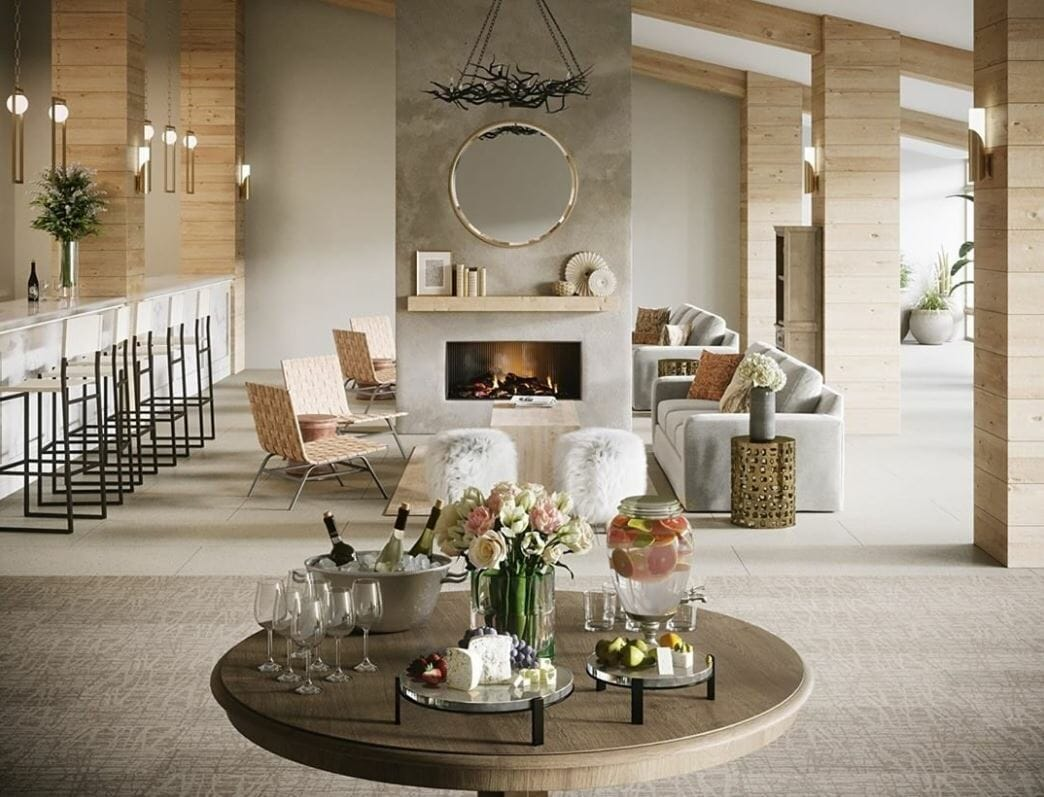 Pottery Barn Cyber Monday home decor and couch sales for the living room