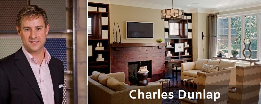 Top Detroit interior designers Charles Dunlap