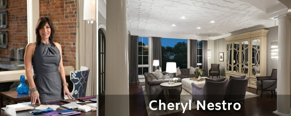 Top Detroit interior designers Cheryl Nestro