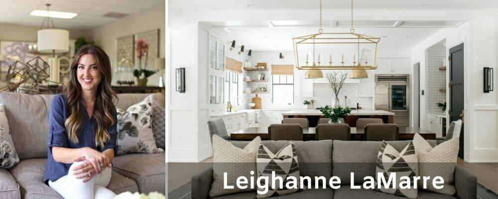 Top Detroit interior designers Leighanne LaMarre