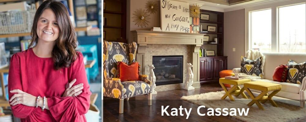 Top Kansas City interior designers Katy Cassaw