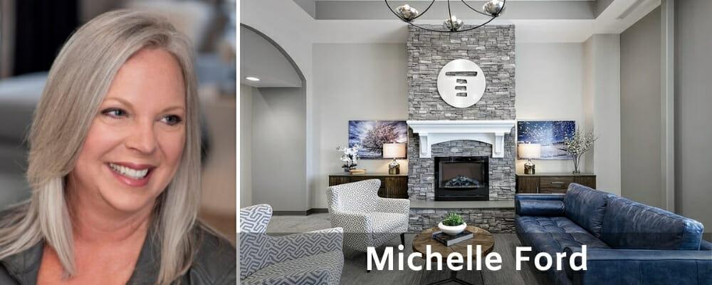 Top interior decorator Kansas City Michelle Ford