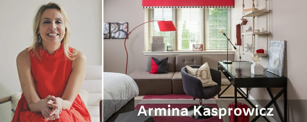 Top interior design Detroit Armina Kasprowicz