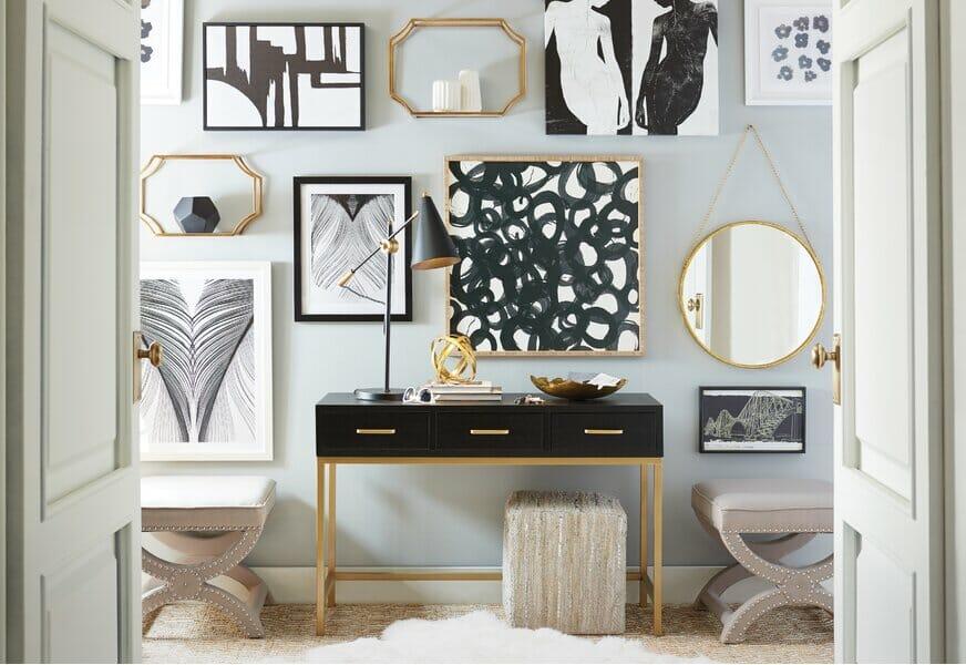 Wayfair Cyber Monday home decor sale for entryways
