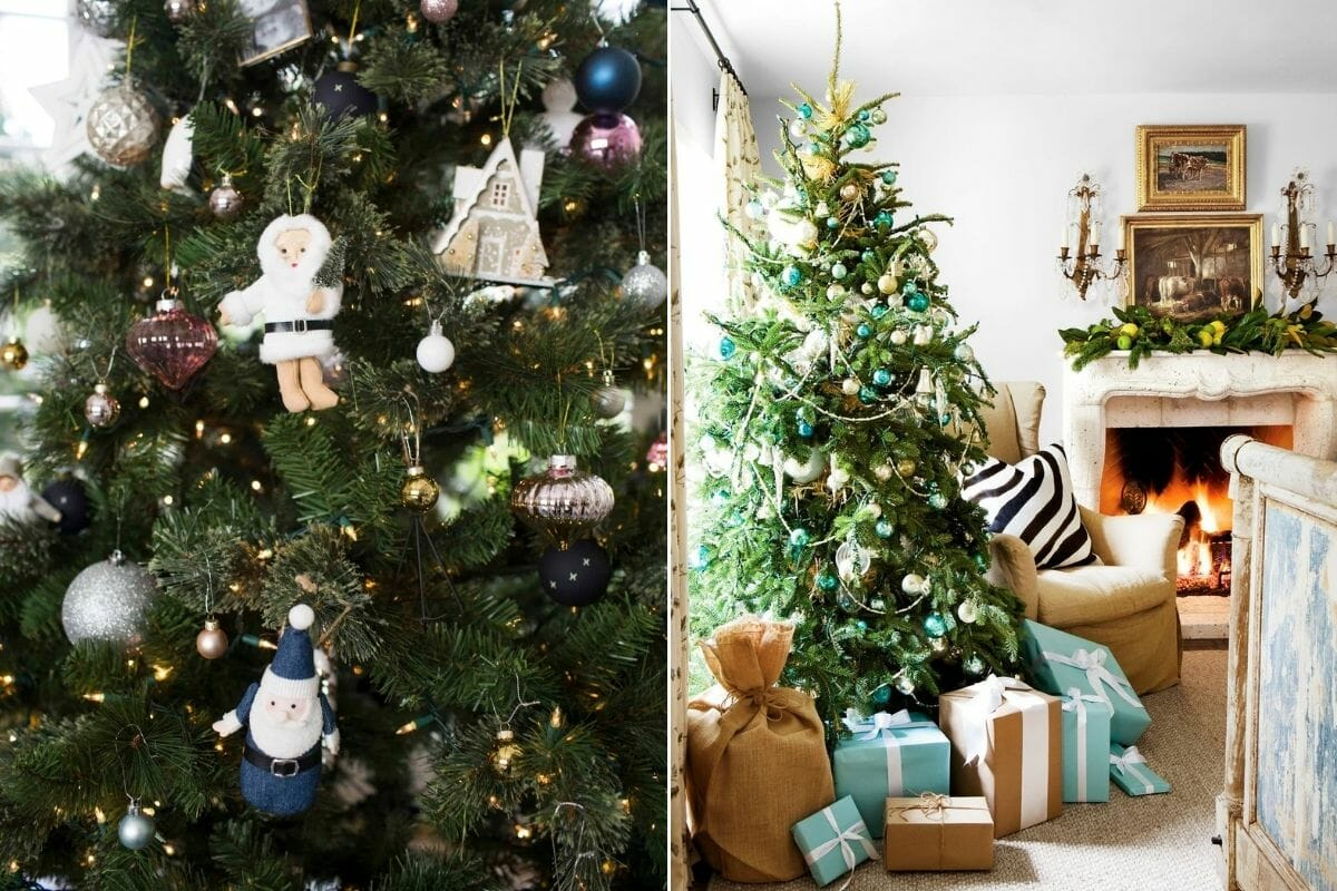 How to decorate a Christmas tree for Christmas