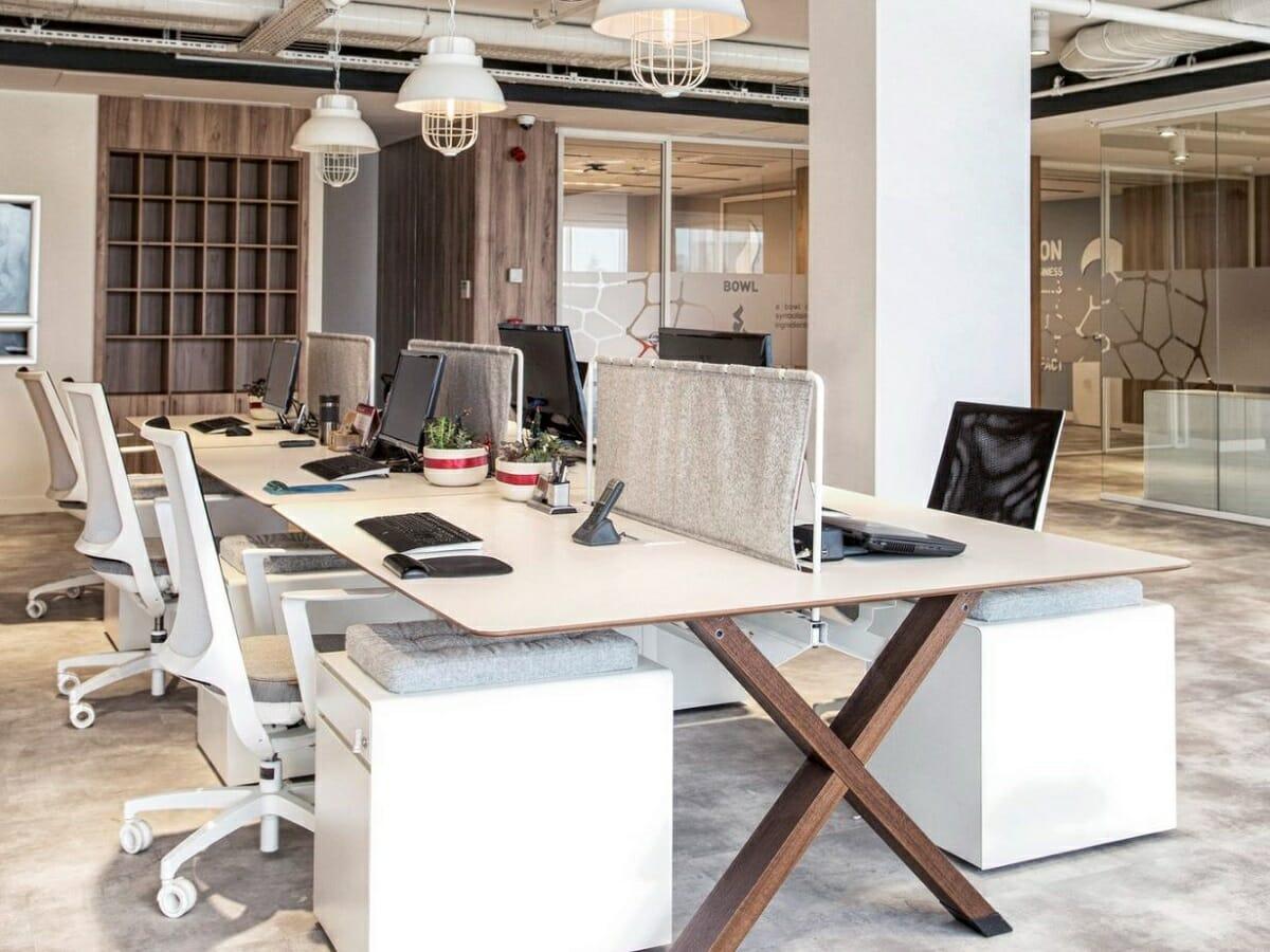 Scandinavian office design - Office Snapshots