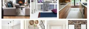 Style quiz interior design room collage (1)