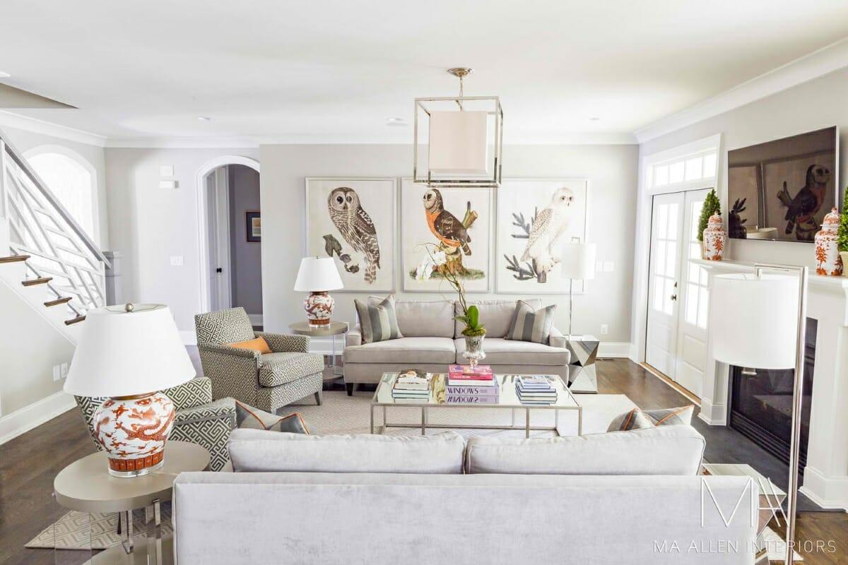 Find an interior designer Ma Allen