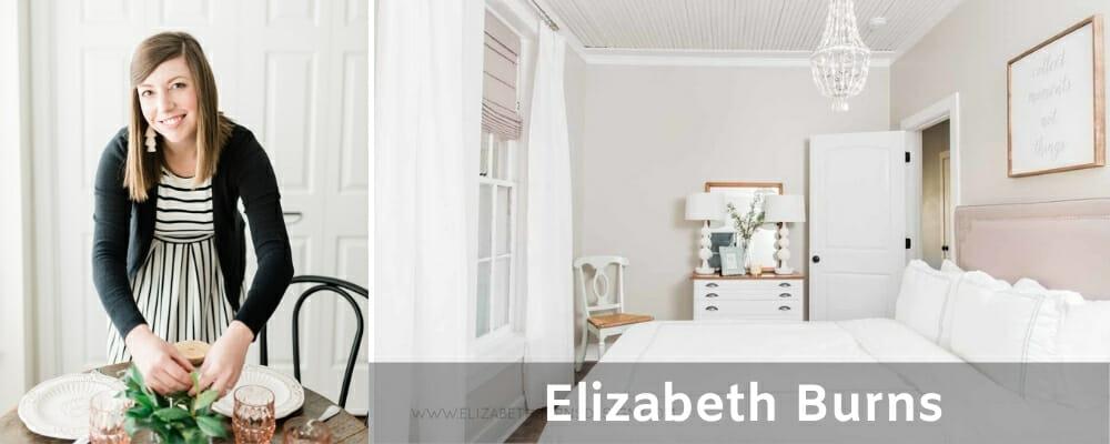 Top Raleigh interior designers Elizabeth Burns