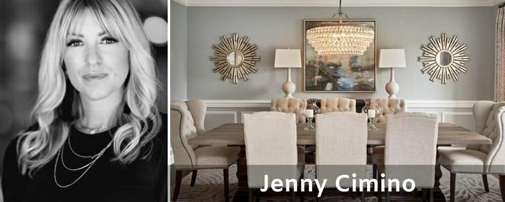 Top Raleigh interior designers Jenny Cimino