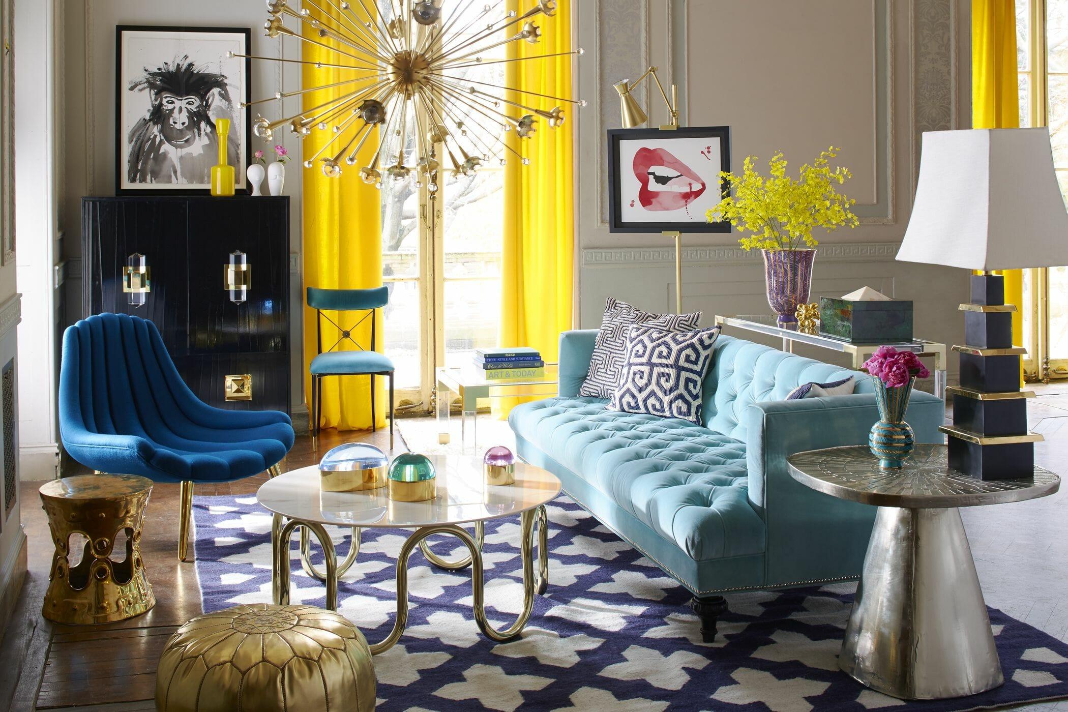 best interior designer instagram account jonathan adler
