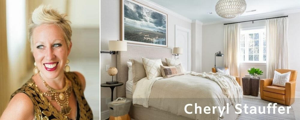 Columbus interior design Crimson by Cheryl Stauffer
