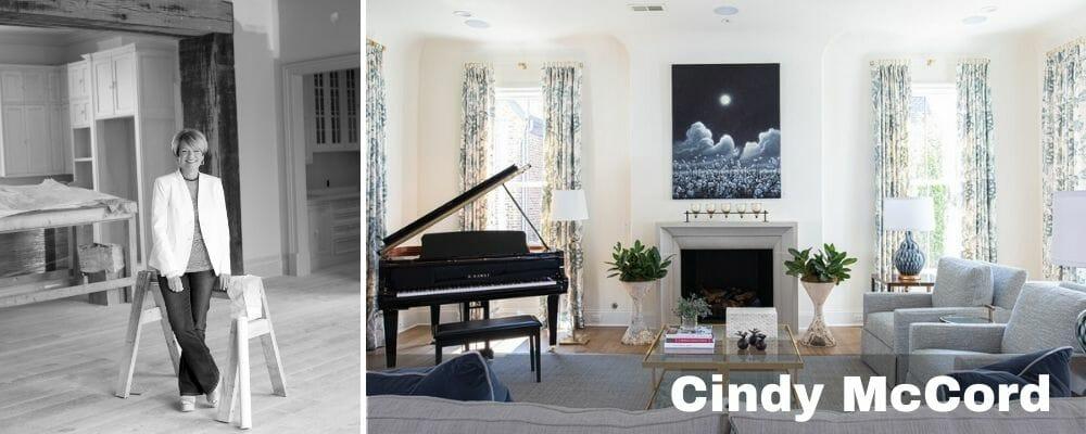 Houzz interior designer memphis Cindy Mccord