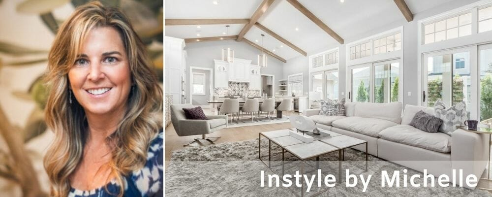 Interiors by Michelle - one of the top Columbus interior designers