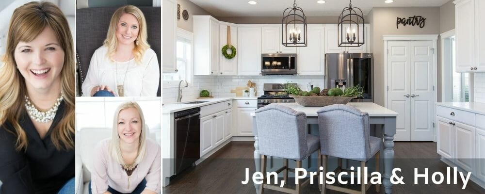 Kitchen design by houzz interior designer firm in Columbus OH Peace and Pine
