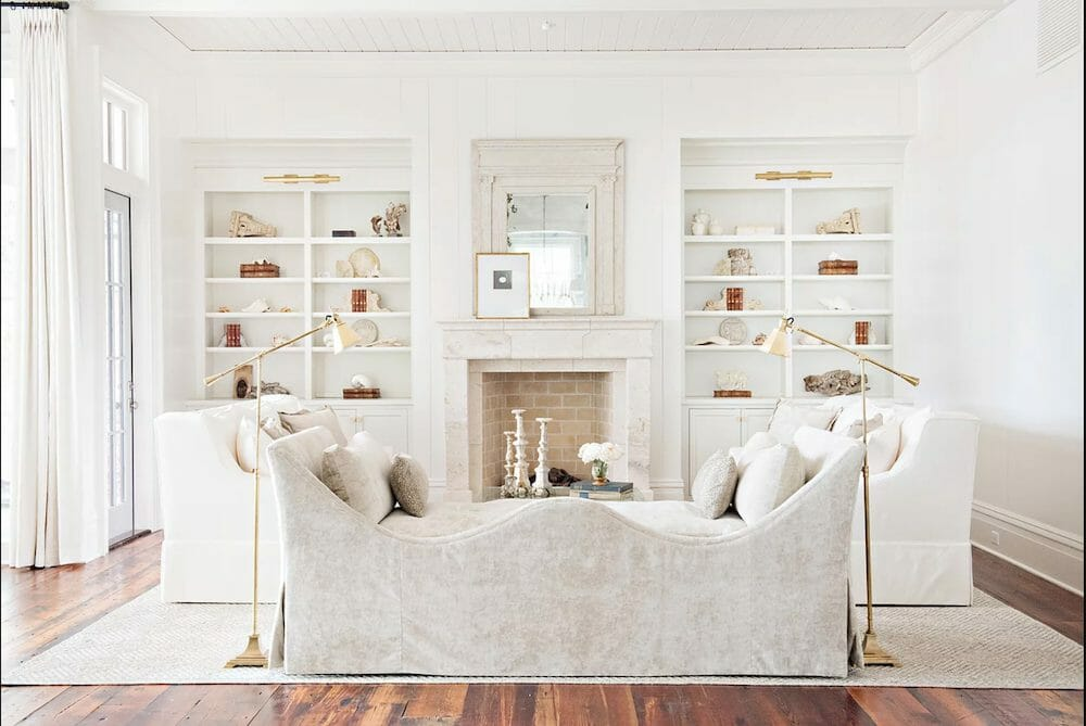 Leah G Bailey - one of the best savannah interior designers