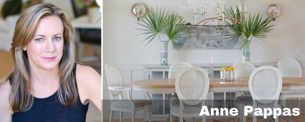 find an interior designer near me - anne pappas