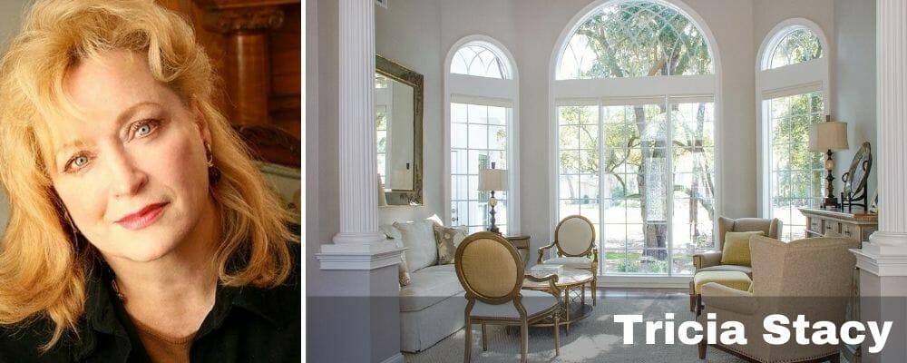 top savannah interior designer - tricia stacy