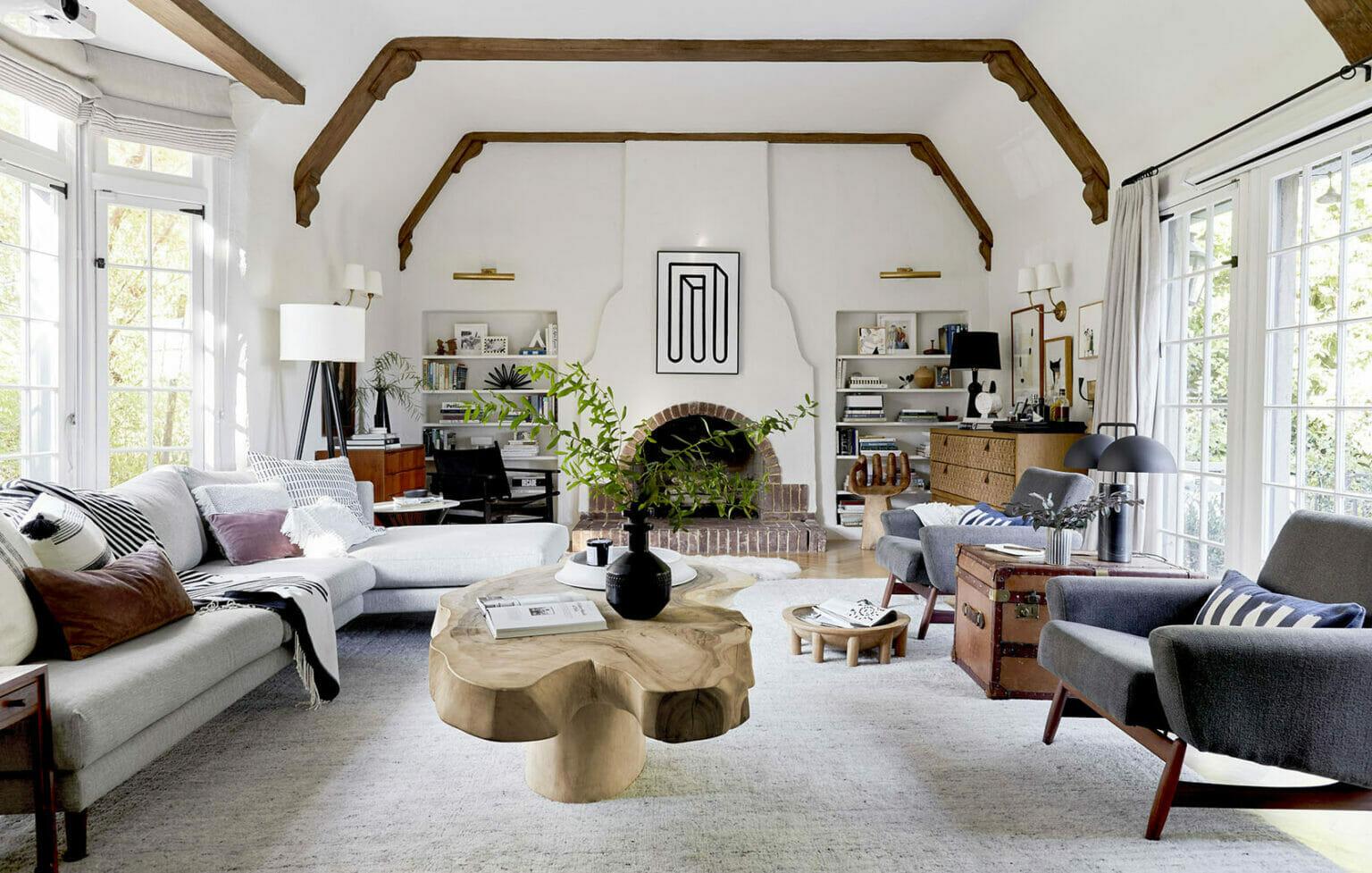 emily-henderson-instagram-cozy-living-room