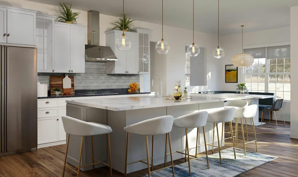 houzz interior designers fresno - paaj y kitchen