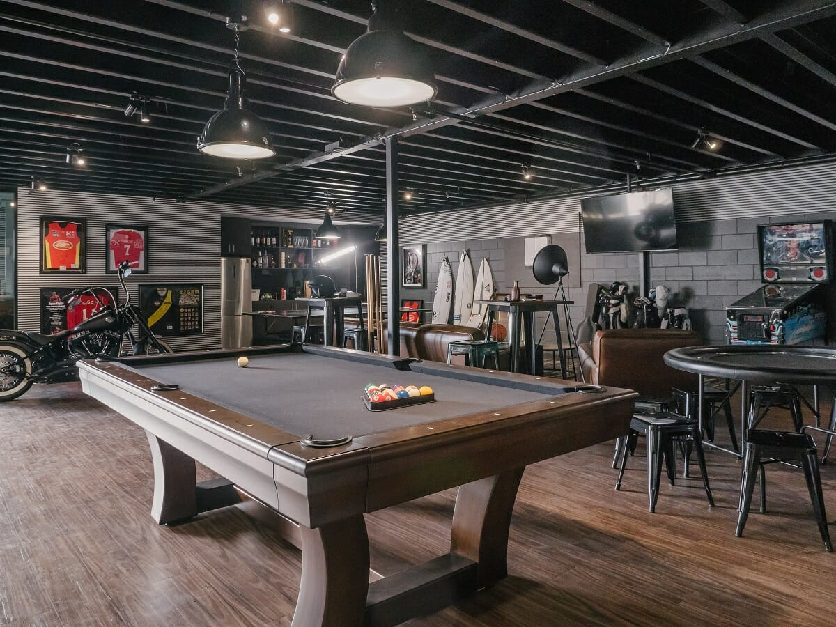 Fun man cave design - Cool Things Collected