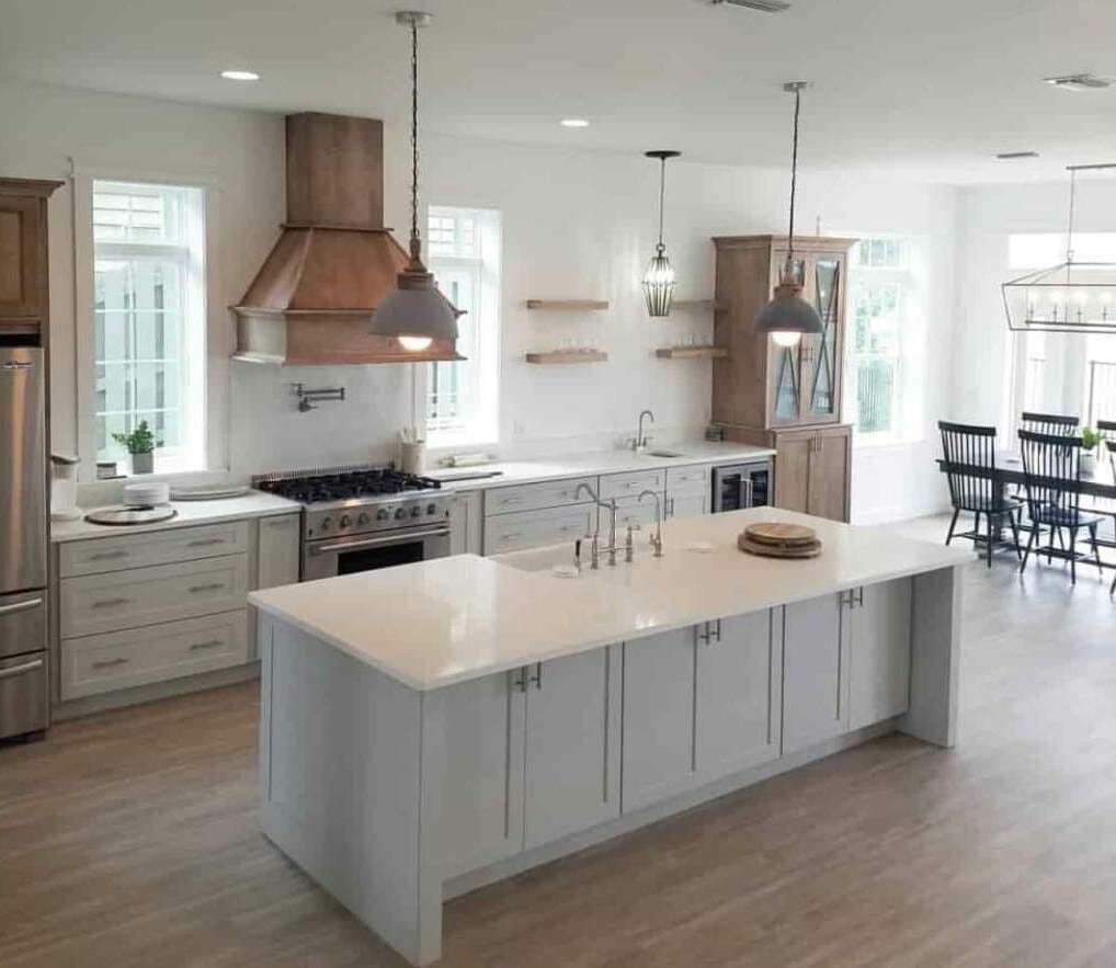 Kitchen remodel by colorado springs interior design frim wall 2 wall interiors