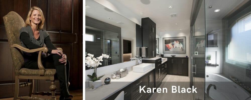 one of the top oklahoma city interior designers - Karen Black