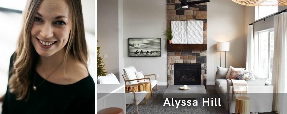 top interior decorator colorado springs co - alyssa hill