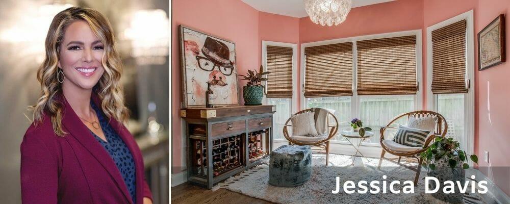 Interior designer Nashville, TN, Jessica Davis