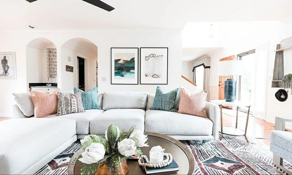 Nashville interior designer, Laura Thurman